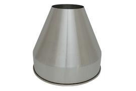 制造不锈钢旋压筒体